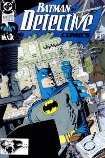The Dark Knight Detective brilliantly portrayed by Norm Breyfogle