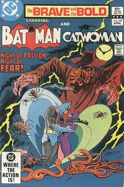 Cover by the great  Jim Aparo